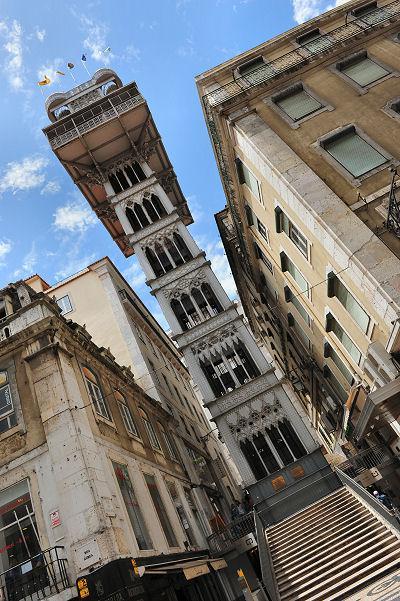 Winda w Lizbonie