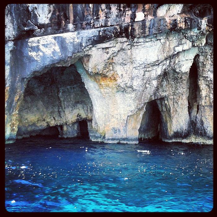 Błękitne Groty, Zakynthos