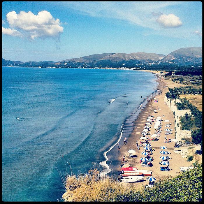Plaża Kalamaki, Zakynthos