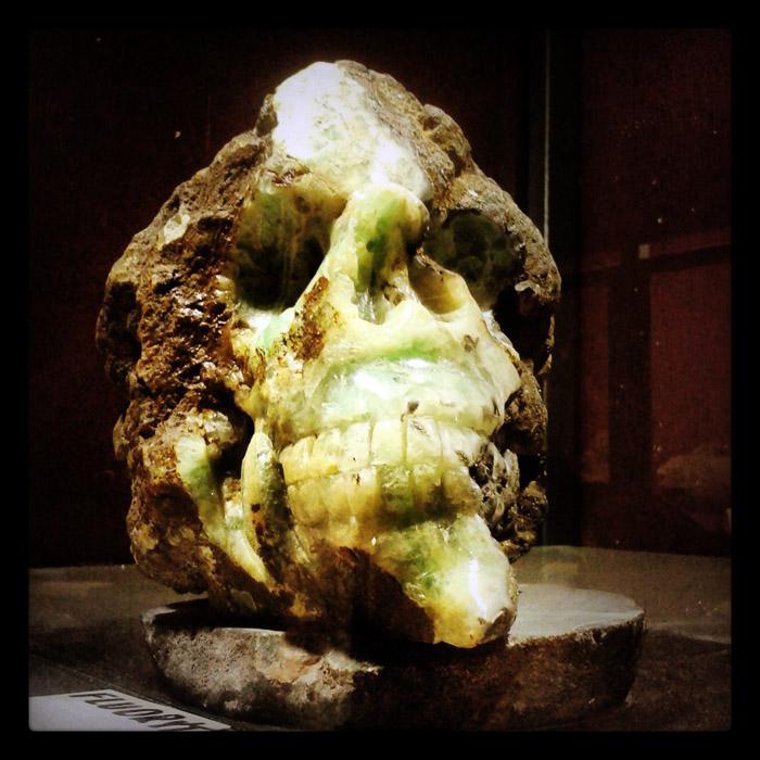 Muzeum minerałów