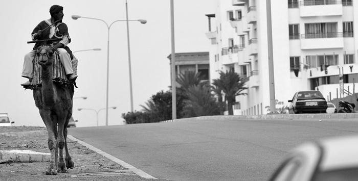 Pierwszy spacer w Maroko, Agadir