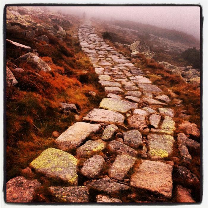 Kamienny szlak