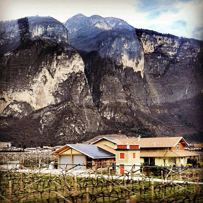 W drodze do Val di Sole
