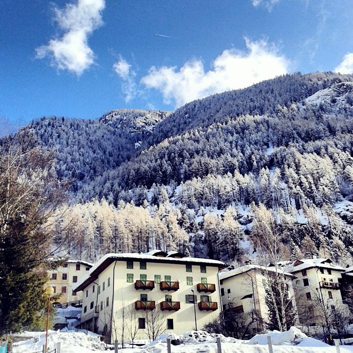 Zima w Val di Sole