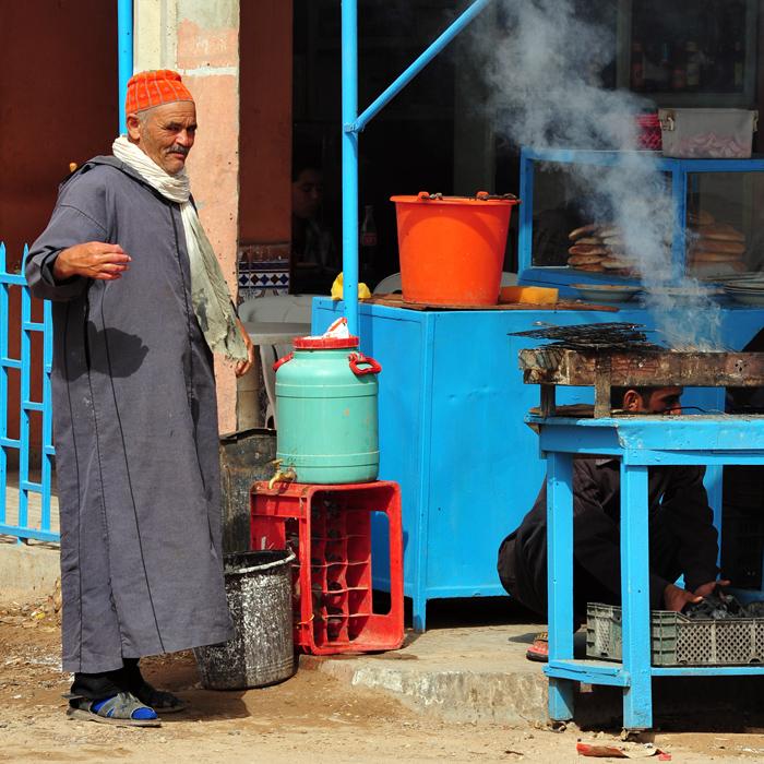 Kolory w Maroko...
