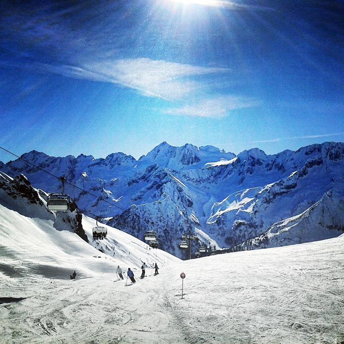 Stoki narciarskie w Tonale