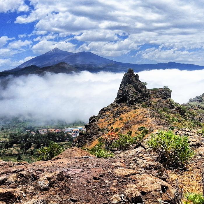 Teneryfa - piękna wulkaniczna wyspa!