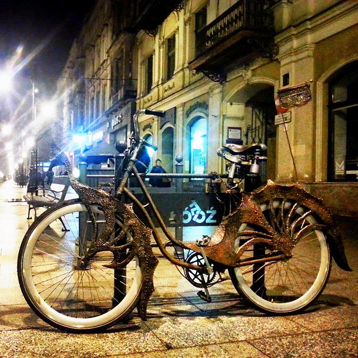 Smoczy rower