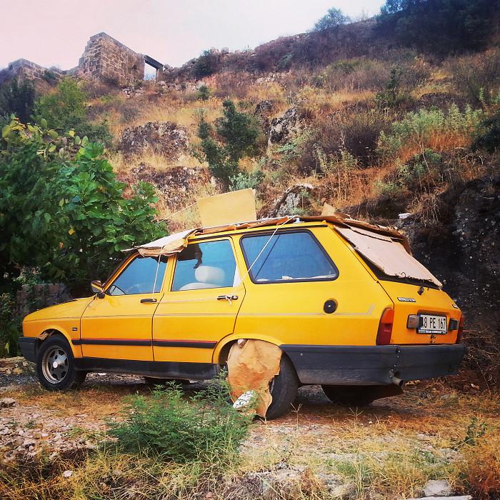 Samochody klasyczne, Fethiye