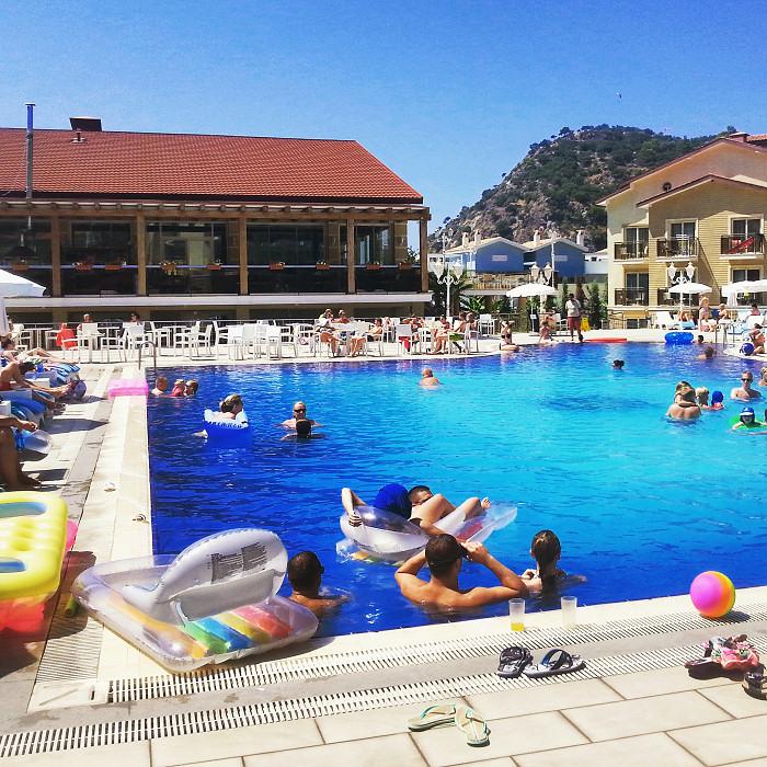 Hotele w Turcji Egejskiej