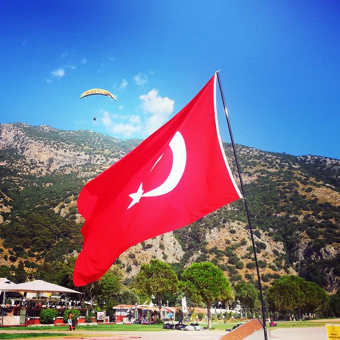 Sierpień w Turcji