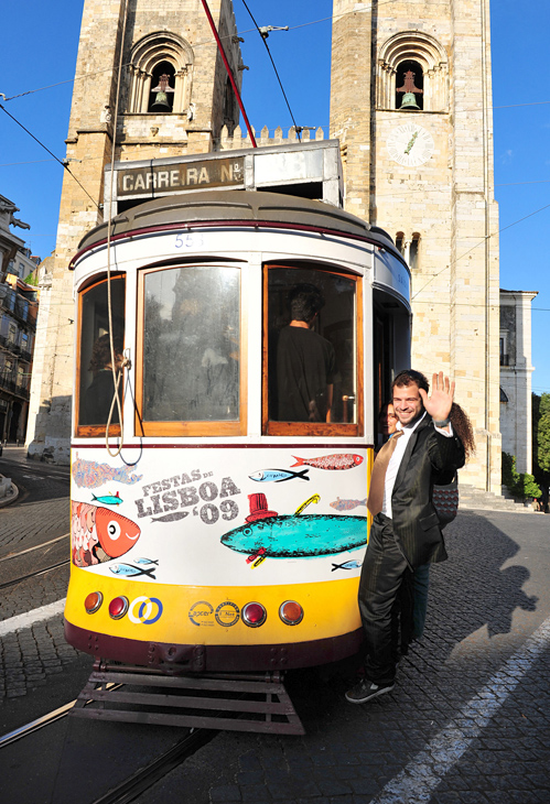 Tramwaje w Lizbonie i Lizbończycy