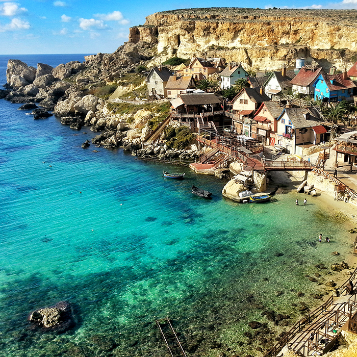Wioska Popeya na Malcie