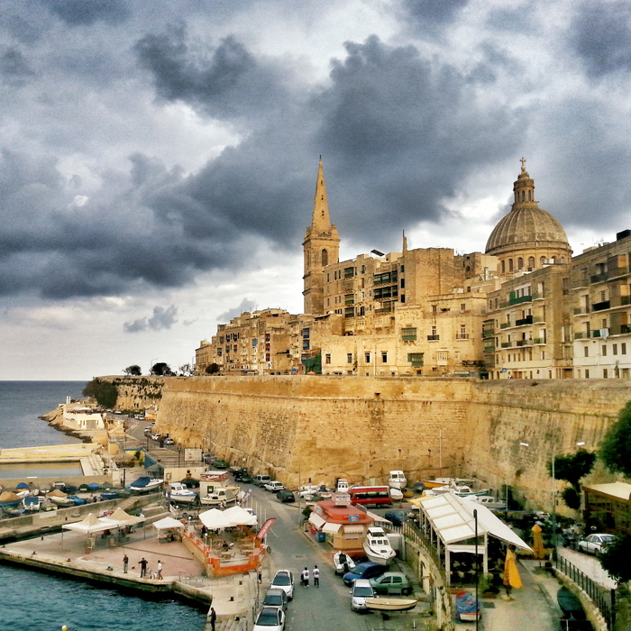 Valletta piękna i niezdobyta