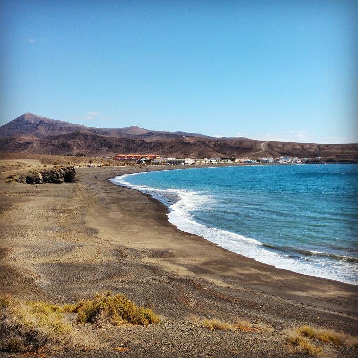 Plaża żwirowa