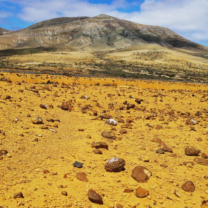To Mars czy Fuerteventura