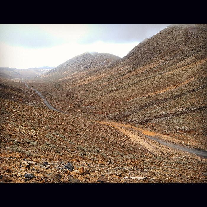 Droga przez gory