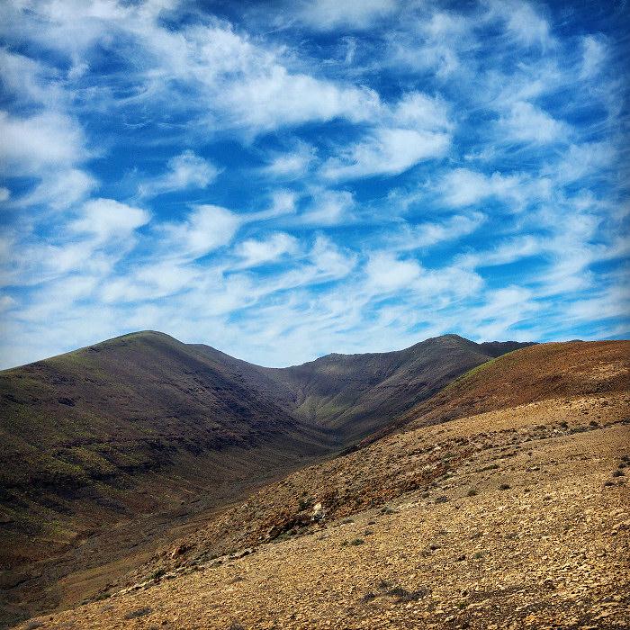 W drodze na Pico de la Zarza