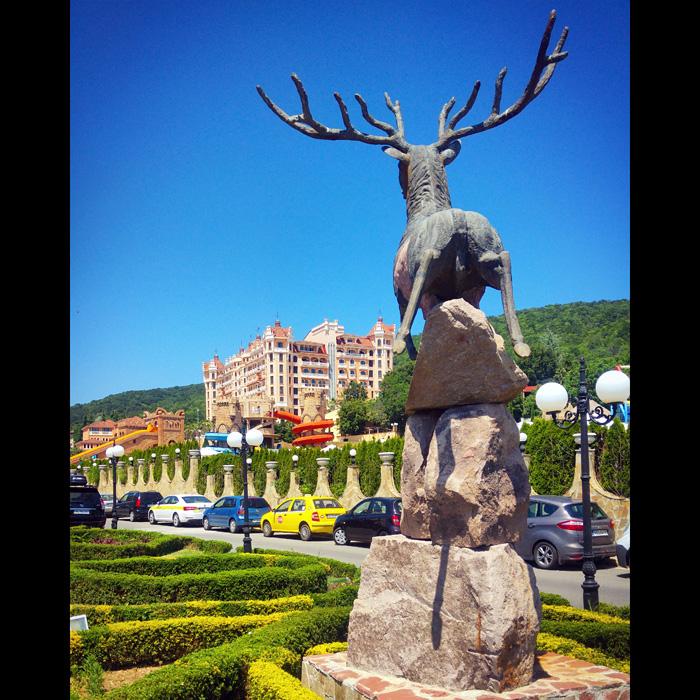Hotel w Bługarii
