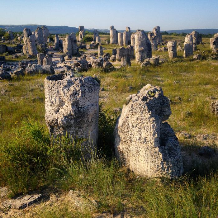 Kamienny Las w Bułgarii