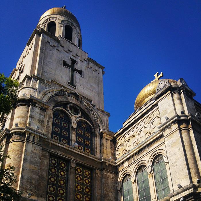 Katedra w Warnie
