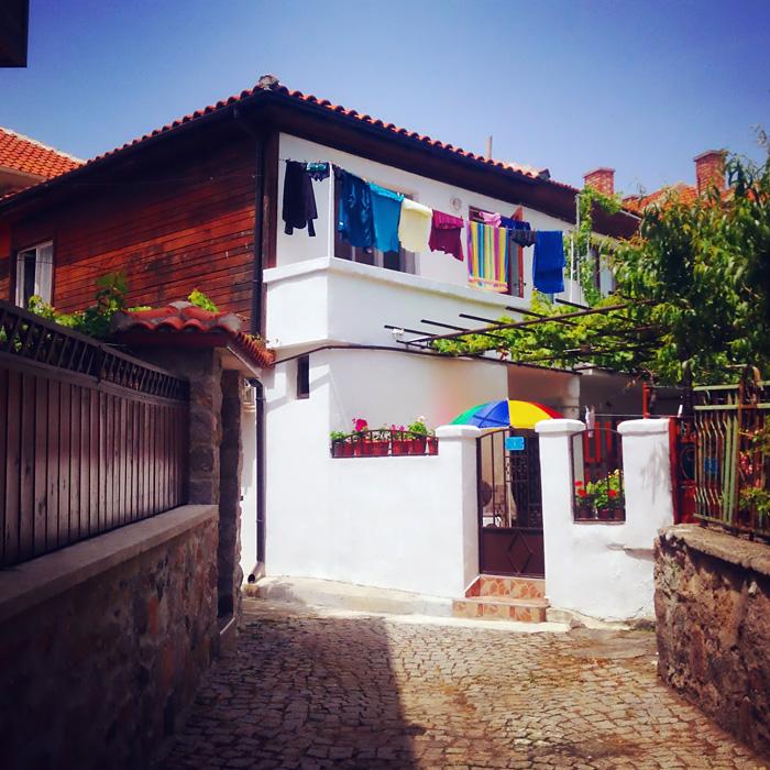 Dom w Sozopolu