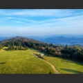 Pieniny, view from Luban