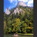 Raft on the Dunajec