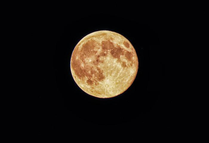 Super Księżyc 2013