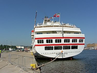 Hanseatic, haven Gdynia