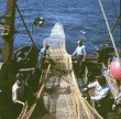 Redes de pesca, pescadores