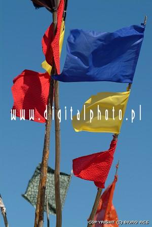 Fotos: Bandeiras - cores