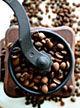 Stock Fotografia: Moinho de caf�
