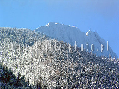 Tatry - Giewont
