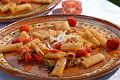 Cocina italiana, pastas