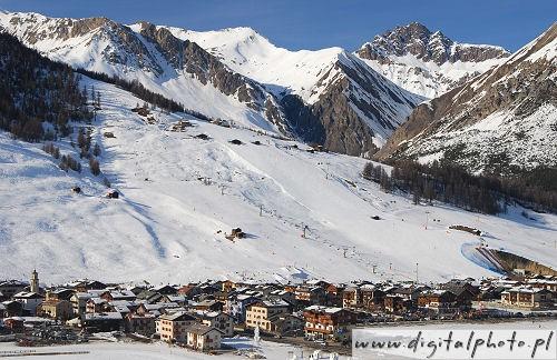 Livigno Bilder Alpene Italia