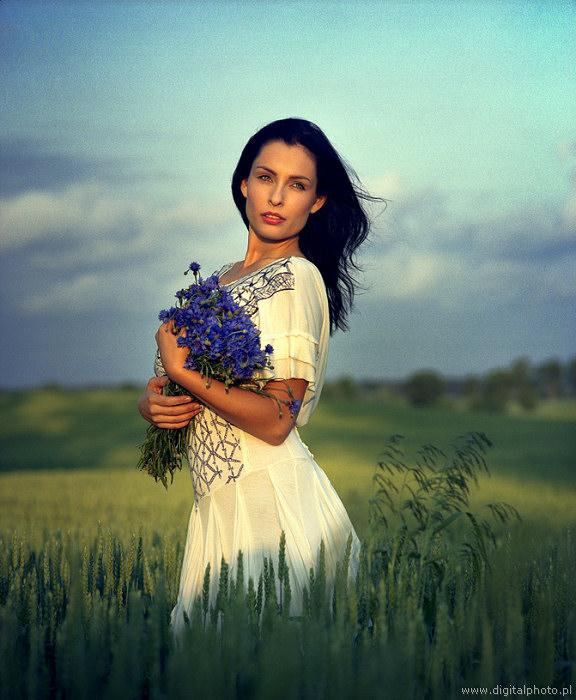 Vackra Flickor