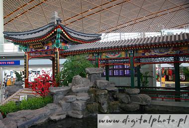 Flughafen peking bilder peking china