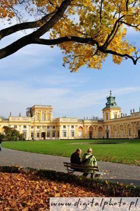 Turismo da Polônia, Palácio Wilanow