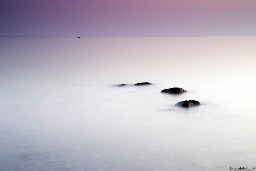Kunstfotografie kunstfoto s zee beeld