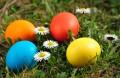 Tradycje wielkanocne, malowane jaja