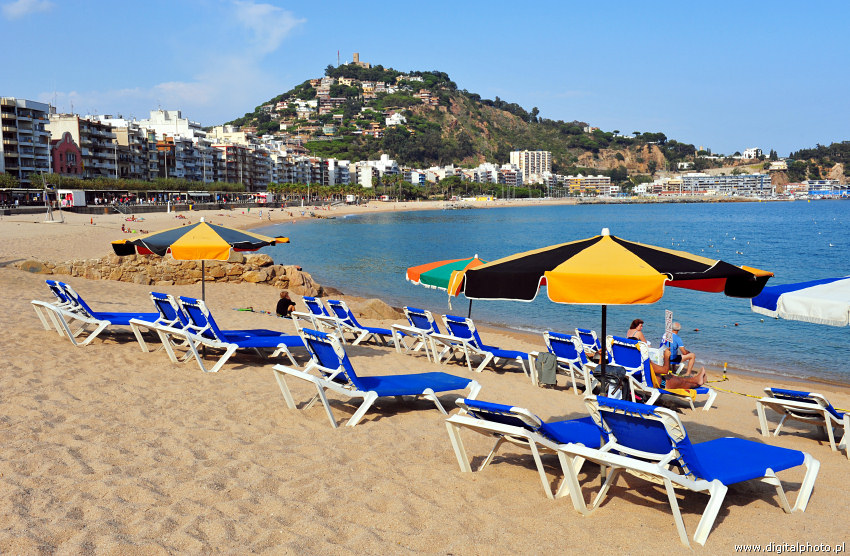 Playas - Costa Brava - Blanes