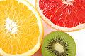 Pomara�cza, grapefruit, kiwi