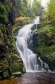 Cascadas fotos, cascada en la montaña