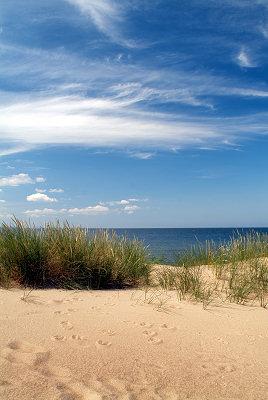 Beach, Sea, Sky ...