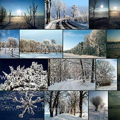 Zima, zdjęcia zimowe