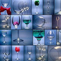 Zdjęcia szkła